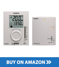 best wireless thermostat
