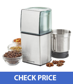 Best Spice Grinders 2018 Electric And Manual Top 10 Reviewed