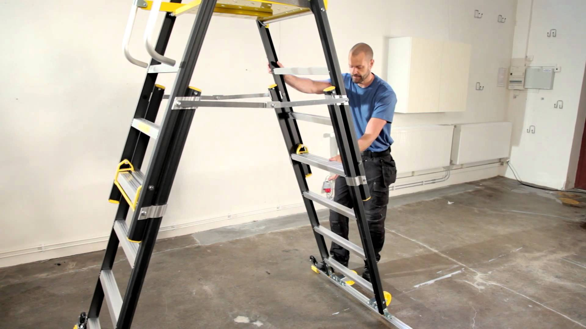 Best Adjustable Ladder 2018 We Review Multipurpose And