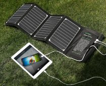 best solar power charger