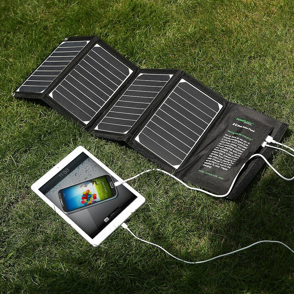 solar chargers How can you keep your electronics charged off the grid a high-quality solar  charger is ideal for backpacking and more check out our buying guide and.
