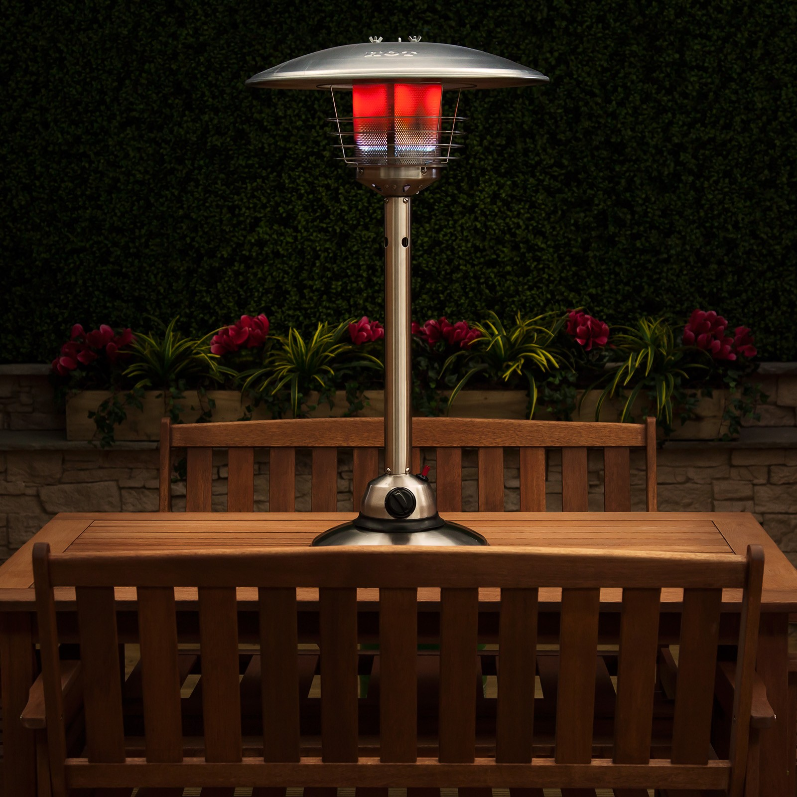 best patio heater 2018