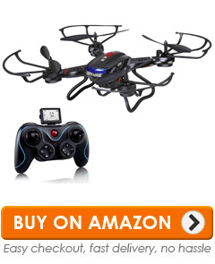2 Holy Stone F181 RC Drone