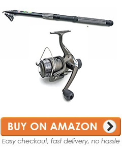 Best Telescopic Fishing Rods 2018 | Top 10 Reviewed