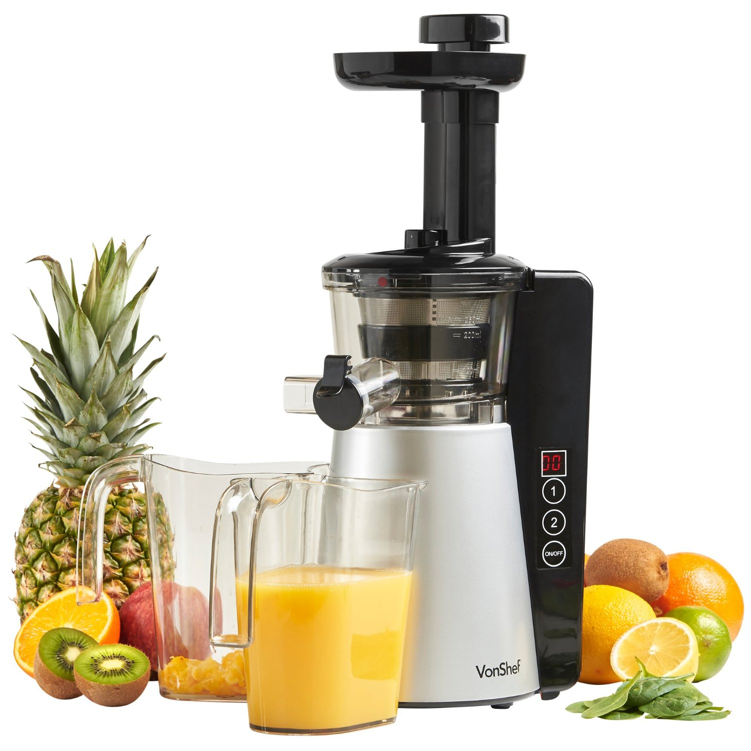 Which Juicer Extracts The Most Juice ~ Best juicers in the uk for reviewer