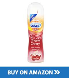 Durex Play Lube Cheeky Cherry