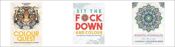 best colouring book for adults