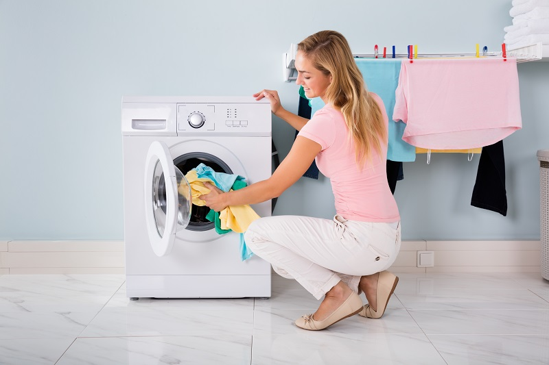 be practical and purchase your dryer according to the layout of your house