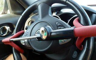 Best Steering Wheel Lock