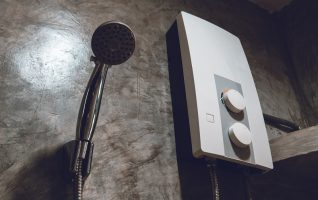 best electric power shower